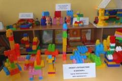 Выставка проектов из конструктора ЛЕГО